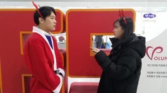 자원봉사 홍보기자단 12월 청춘산타 취재활동