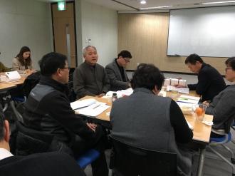 2018 자원봉사 공동행동 콘텐츠기획위원 회의 및 시도광역센터 소장 및 사무국장 연석회의 참가