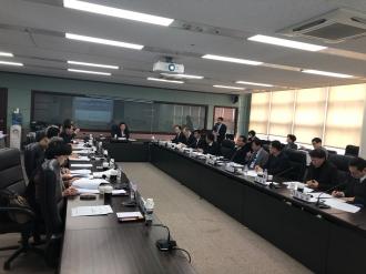 광주광역시자원봉사센터 2019 임시이사회 개최(2차)