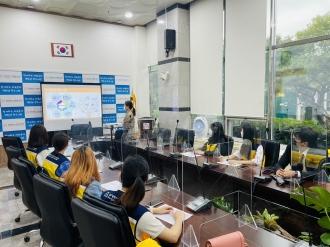 '광주자원봉사 플랫폼 청년 서포터즈' 간담회