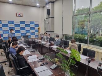 9월 시·구 자원봉사센터 소장∙사무국장 연석회의 개최